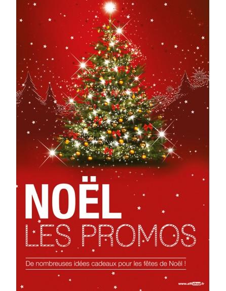Affiche Noel Affiche Les Promos Noël2