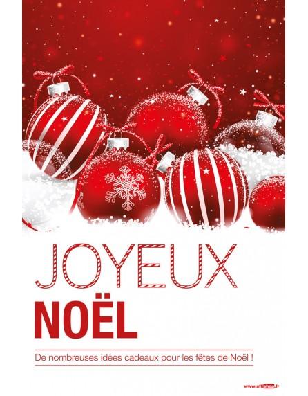 Affiche De Noel Affiche Joyeux Noël