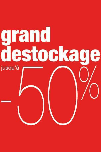 8b702ffd42e30c Affiche Destockage moins 50%